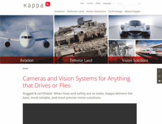 kappa.de screenshot