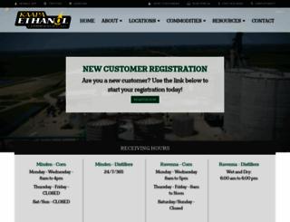 kappaethanol.com screenshot