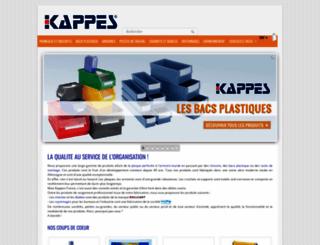 kappes-france.fr screenshot