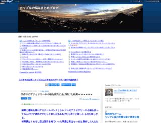 kappuru.dreamlog.jp screenshot