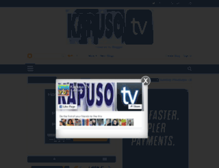 kapuso-tv.blogspot.com screenshot