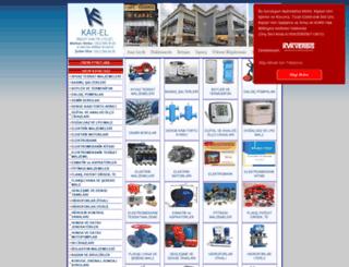 kar-el.com.tr screenshot