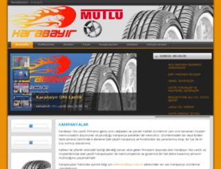 karabayirotolastik.com screenshot