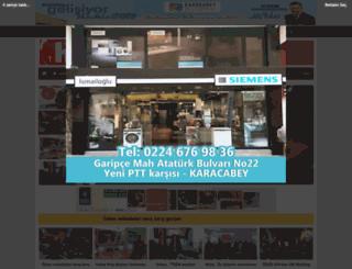 karacabeyhaber.com screenshot