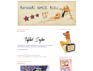 karadakidenizkizi.blogspot.com screenshot