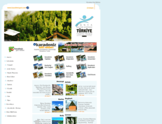 karadenizgezi.net screenshot