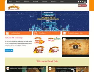 karadipath.com screenshot
