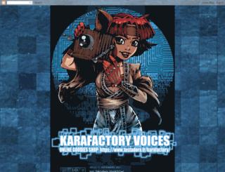 karafactory.blogspot.com screenshot