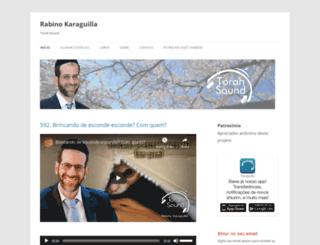 karaguilla.com.br screenshot