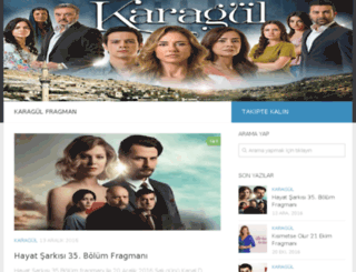 karagul.cinetrend.net screenshot