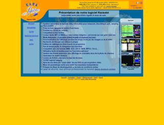 karajukebox.fr screenshot