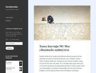 karalamalar.net screenshot