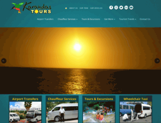 karandastours.com screenshot