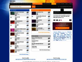 karaokemp3.it screenshot