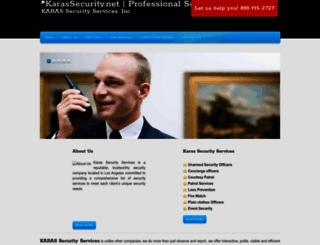 karassecurity.com screenshot