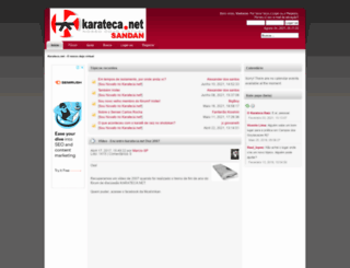 karateca.net screenshot