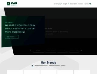 karauctionservices.com screenshot