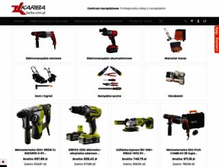 karba.com.pl screenshot
