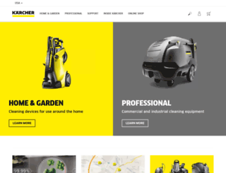 karcherresidential.com screenshot