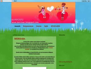 karcinar.blogspot.com screenshot