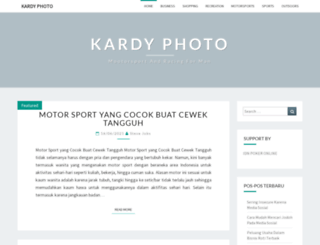 kardyphoto.com screenshot