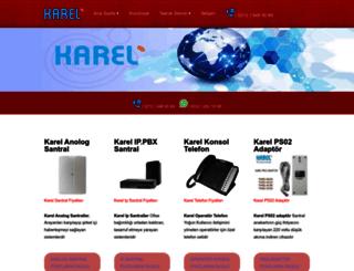 karelsantralservisii.com screenshot