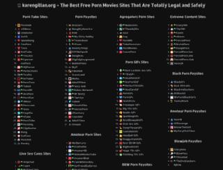 karengillan.org screenshot