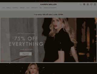 karenmillen.co.uk screenshot