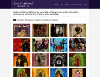 karenswhimsy.com screenshot