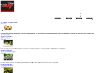 karidesforum.com screenshot
