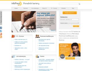 kariera.infopraca.pl screenshot