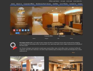 karigarsinteriors.com screenshot