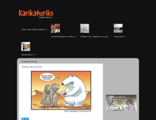 karikaturiks.blogspot.com screenshot