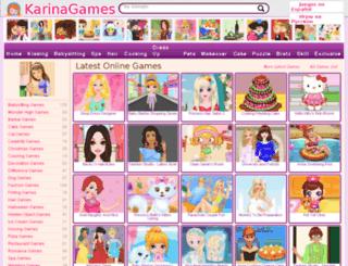karinagames.com screenshot
