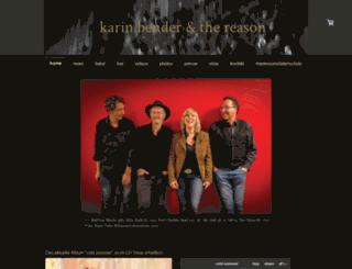 karinbender.com screenshot