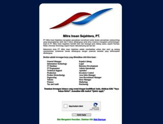 karirpharos.com screenshot