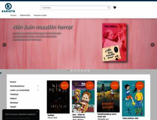 karisto.fi screenshot