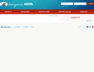 kariyerimasya.com.tr screenshot