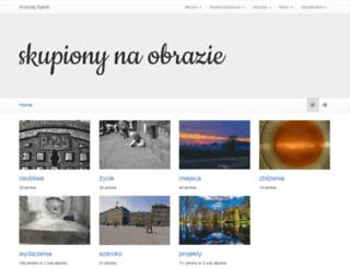 karlik.org.pl screenshot