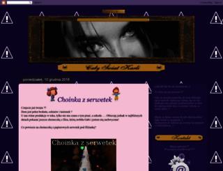 karlitka.blogspot.com screenshot