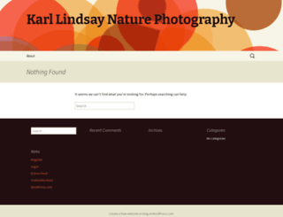 karlsdailyphotoscapes.wordpress.com screenshot
