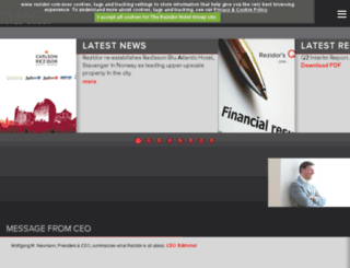 karlsruhe.radissonsas.com screenshot