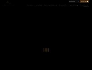 karmajimbaran.com screenshot