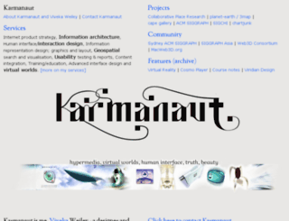 karmanaut.com screenshot