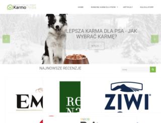 karmopedia.pl screenshot