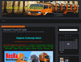 karoseritangerang.wordpress.com screenshot