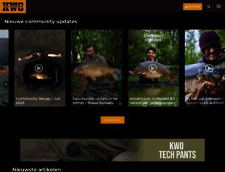 karperwereld.nl screenshot