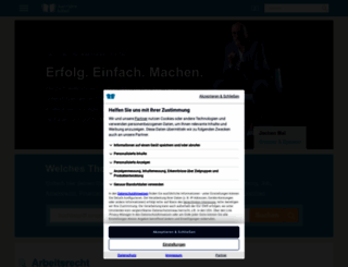 karrierebibel.de screenshot