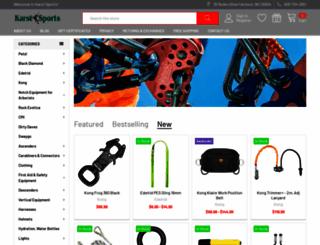 karstsports.com screenshot