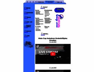 kart-data.com screenshot